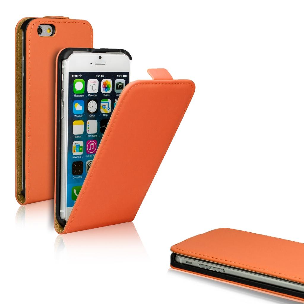 handy tasche f r apple iphone 6 flip case schutz h lle klapp cover bumper etui ebay. Black Bedroom Furniture Sets. Home Design Ideas