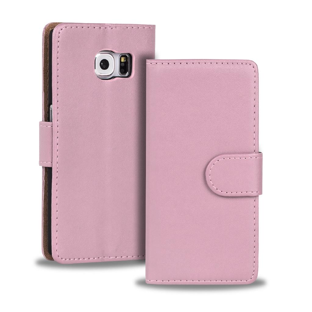 Schutz Hülle für Samsung Galaxy Serie Handy Tasche Flip Case Cover Klapp Schale